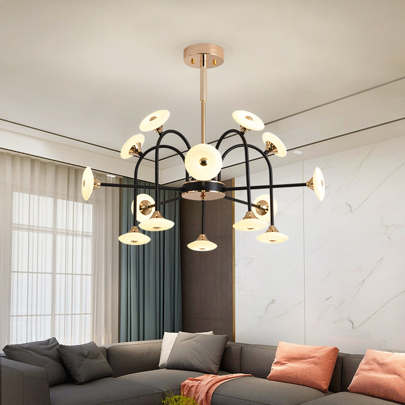 XUANLANGE Living room chandelier modern simple light luxury Nordic style creative personalized dinin