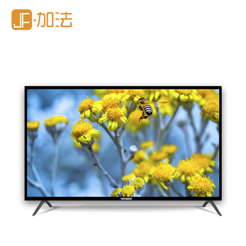 JF Ultra thin 58 inch 4K HD network intelligent explosion proof led Hotel TV 58 inch TV