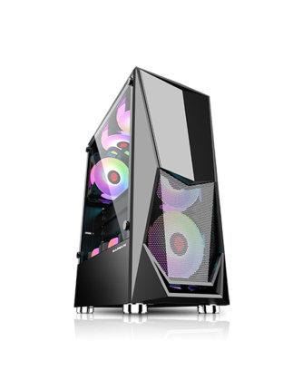 Máy vi tính để bàn Riêng Intel Core i7 / GTX1660 6G ăn gà đáng kể game máy tính để bàn host 32G lắp