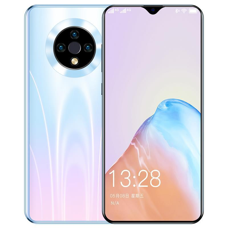 Mate30 Pro blasts new 6.8-inch water drop 10+512G full Netcom 5G Android low-cost smartphone