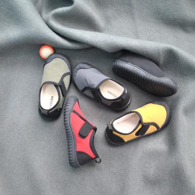 Giày chống thấm nước vải mềm dành cho trẻ em