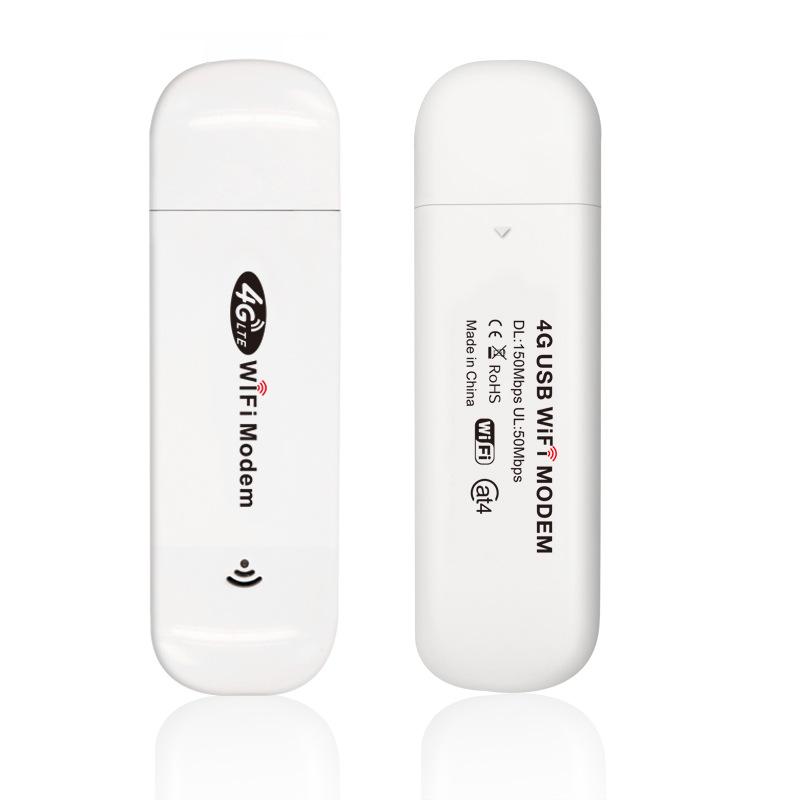 Fruit Fans Smallest 4G LTE high-speed wireless WiFi modem router