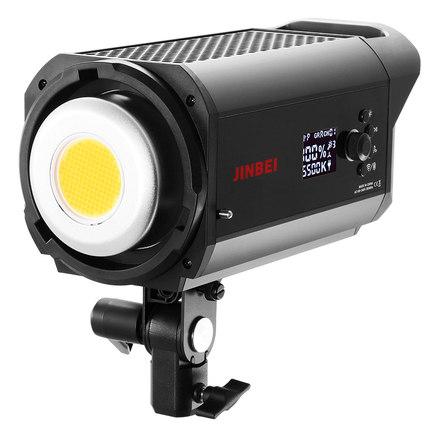 Jinbei Thị trường âm h ưởng EF200W LED ánh sáng không đổi chụp ảnh ánh sáng mặt trời máy ảnh vi quay