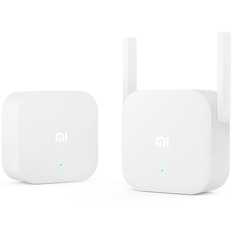MI Xiaomi Mi Power Cat WiFi signal amplifier 300M wireless rate Power Cat WiFi extension