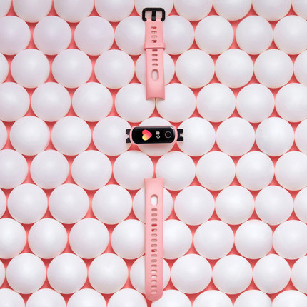 Vòng đeo tay thông minh Vòng đeo tay Honor Band 5i của Huawei Phát hiện nhịp tim trong máu Bản nâng