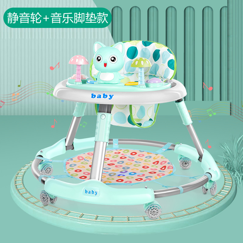 Children walkers 6-12 months baby walkers baby walkers with music