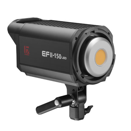 Jinbei Thị trường âm h ưởng  EFII-150W LED ánh sáng chụp ảnh trẻ em luôn sáng đèn video ánh sáng trự