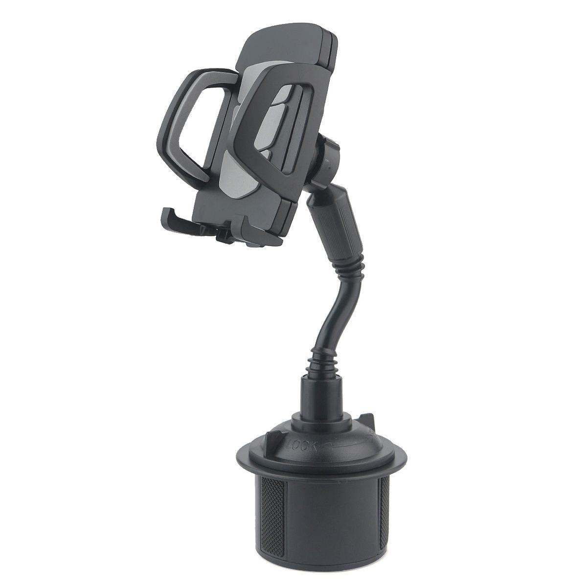 MS Short car water cup holder mobile phone holder instrument panel mobile phone navigation bracket c