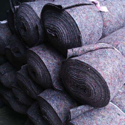 thảm lông Nỉ bông tim đen, nỉ bảo dưỡng đường, nỉ cách nhiệt nhà kính chống lạnh, nỉ vải địa kỹ thuậ