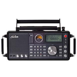 Tecsun Máy Radio / Tecsun S-2000 FM / sóng trung bình / sóng ngắn băng tần đơn / radio băng tần hàng