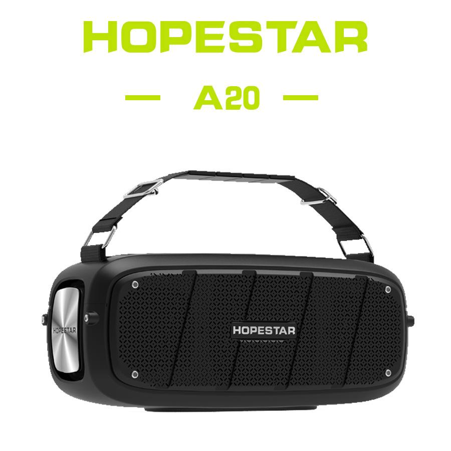 Loa Bluetooth không dây Hopestar-a20 2020 mới