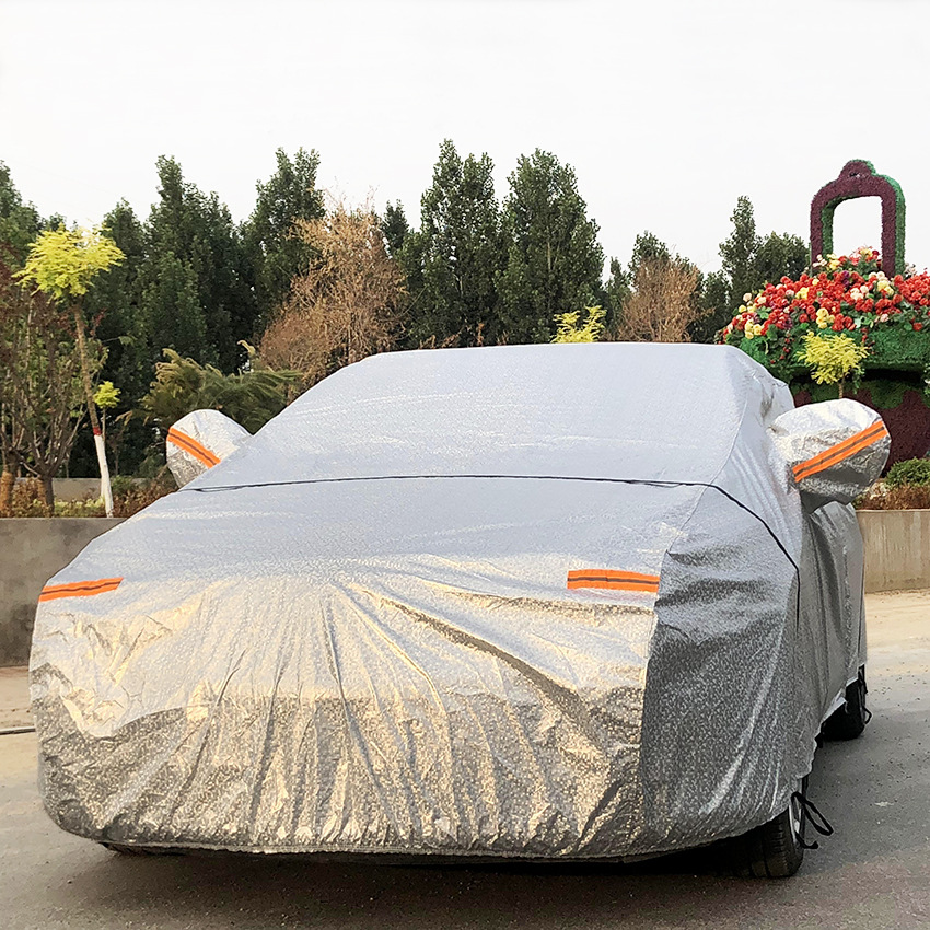 Dust-proof, anti-theft, sun-proof, thermal insulation, cotton velvet, genuine quality, anti-aging, t