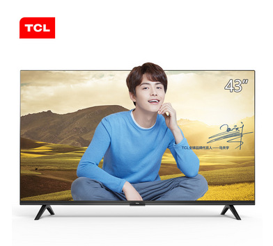 TCL 43l2f HD TV 43 inch network intelligent WiFi flat panel LCD TV