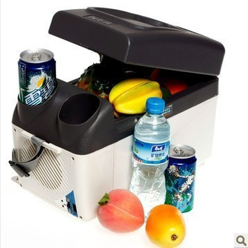 Newfocus nfa5237 8332 car refrigerator cold and warm mini refrigerator small refrigerator small refr