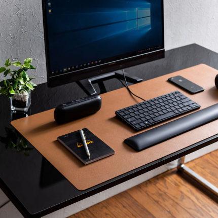 SANWA  Thảm lót chuột  Nhật Bản SANWA tấm lót chuột ngoại cỡ tấm lót bàn làm việc văn phòng tại nhà
