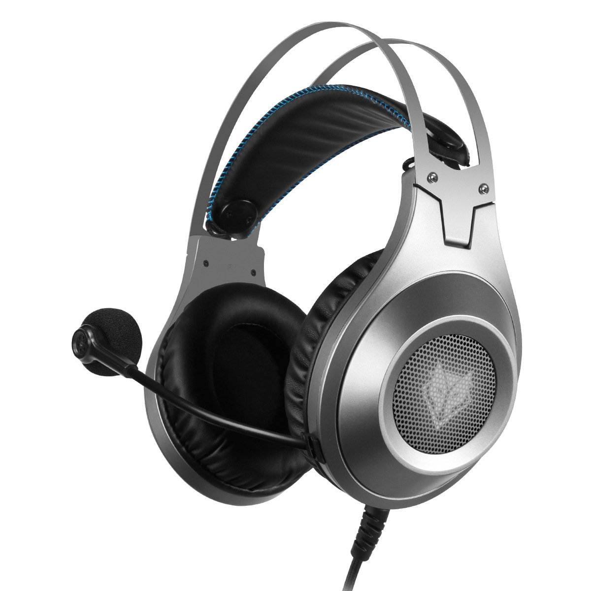 NUBWO/Wolf Bowang N2D headset gaming chicken game wired computer headset