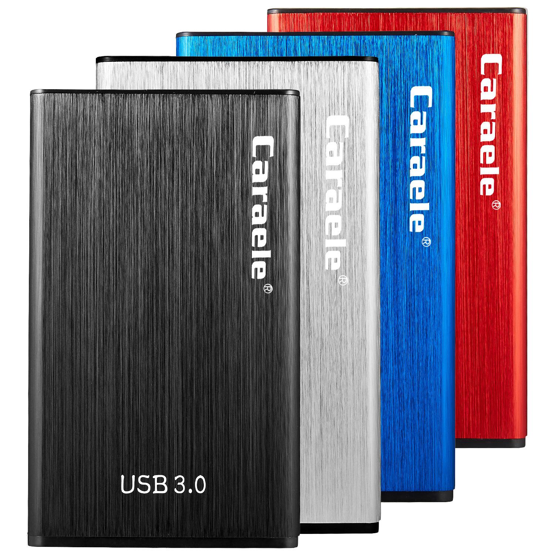 Caraele mobile hard drive USB3.0 500GB/1TB/2TB