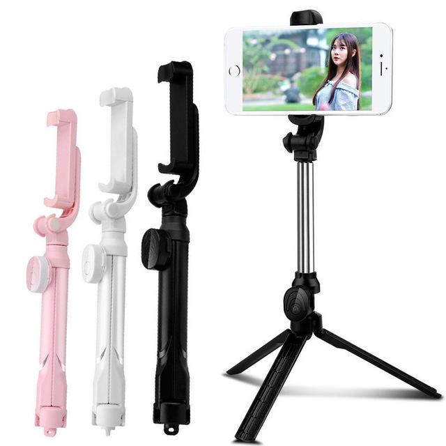 WOPAIDA New xt10 tripod self timer for mobile phone