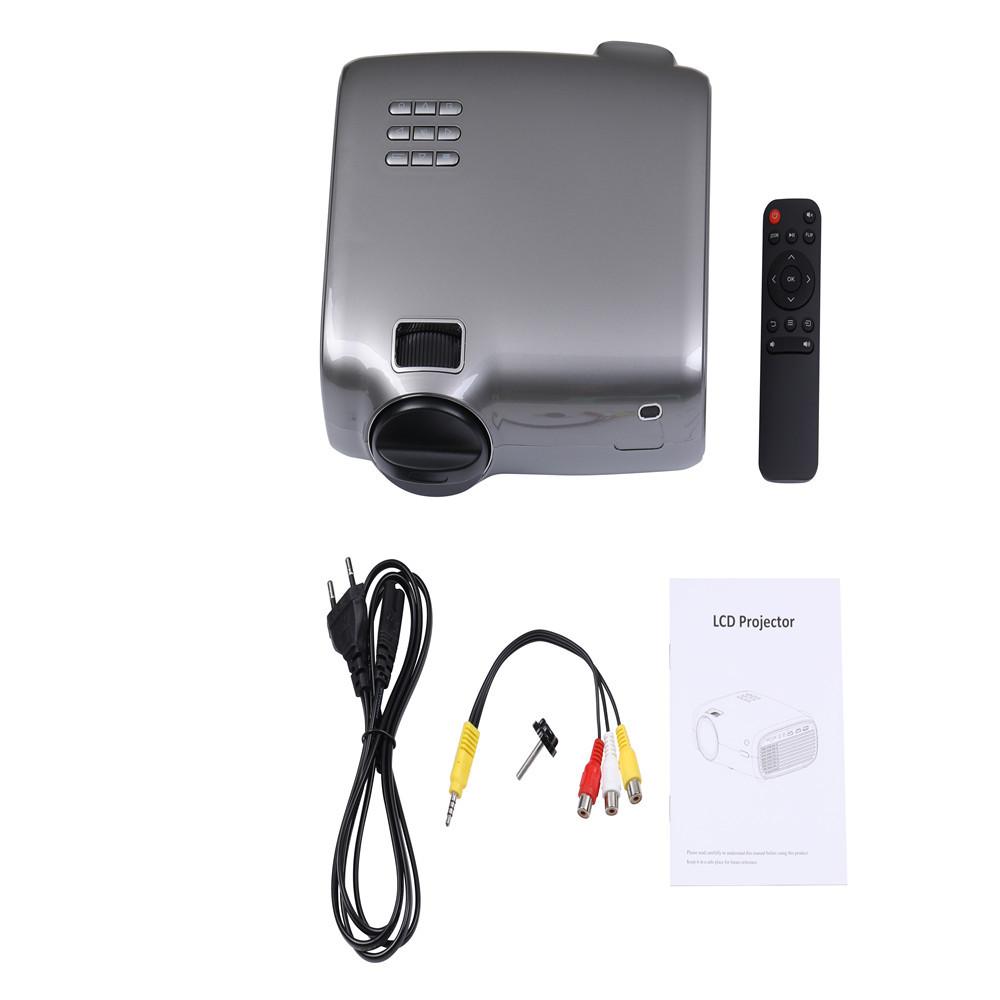 OLEY 720p mini projector mini projector home theater projector