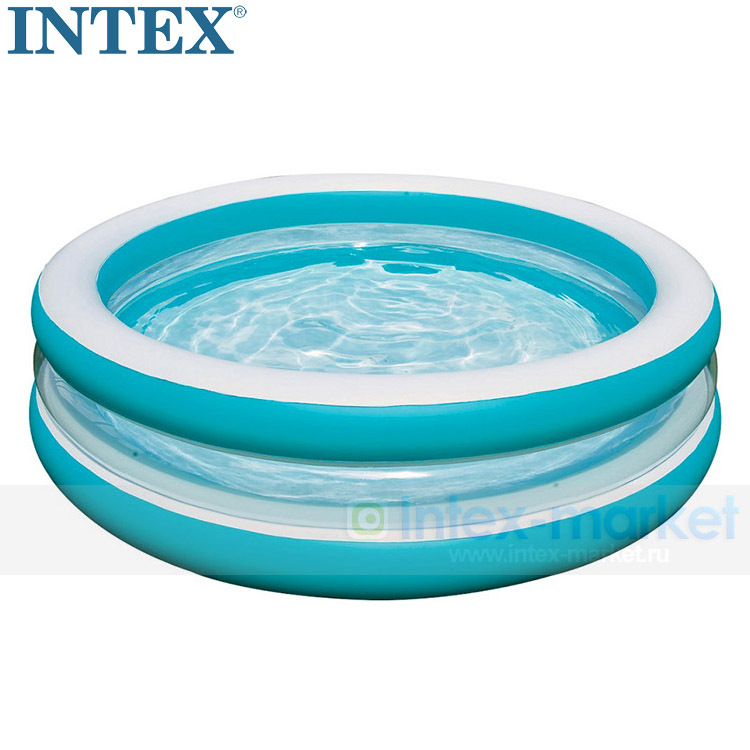 Intex inflatable family swimming pool baby play pool children's ocean ball pool sand pool