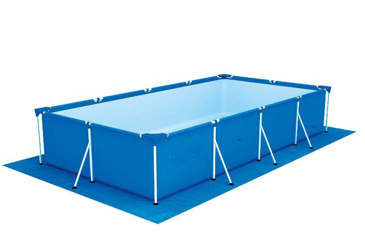 ABC Villa square baby play pool family super large ocean ball pool thickened family large adult swim