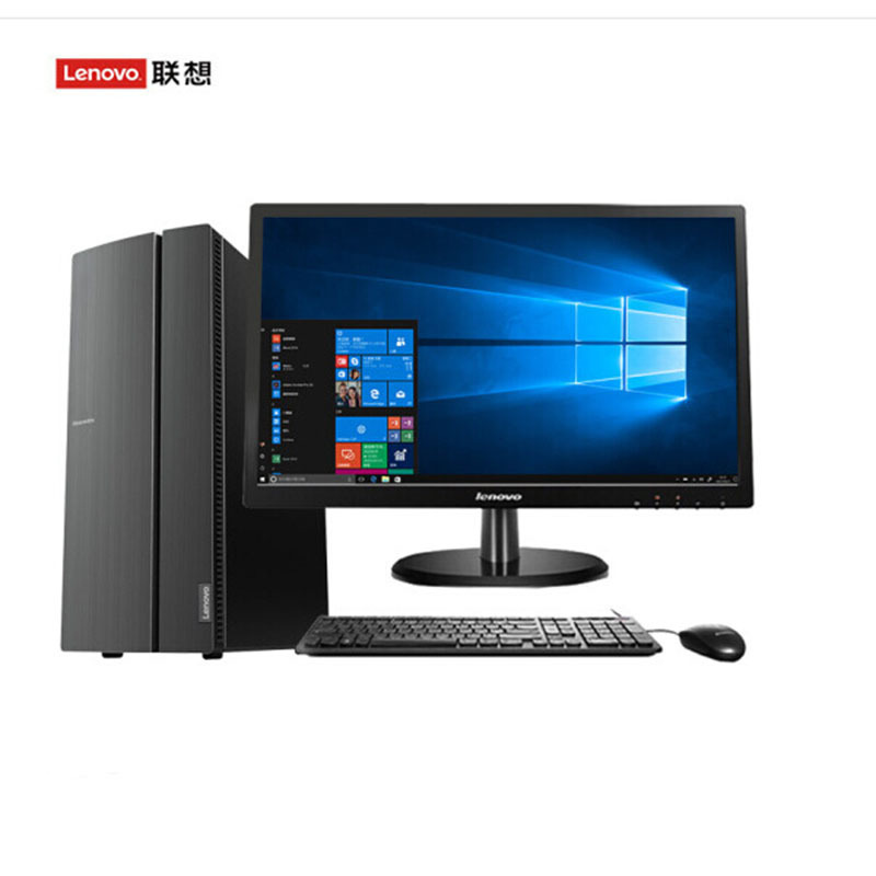 Lenovo DynaSky 510A-15 Core 9th Generation 19.5-inch Desktop Computer Business Office