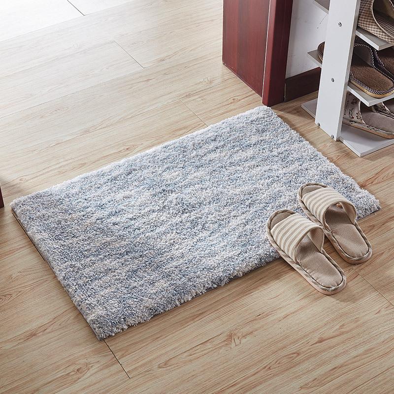 SHANGYA Door mat, entrance door, door, door, foot mat, kitchen carpet, household bathroom mat