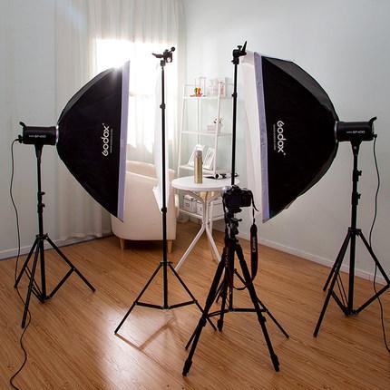 Shenniu Thị trường âm h ưởng SK400W ánh sáng chụp ảnh bộ phim và ánh sáng truyền hình trong nhà Đèn