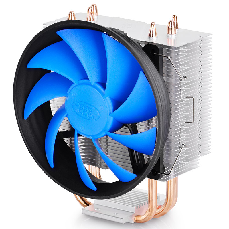 Kyushu Fengshen Xuanbing 300 three heat pipe CPU cooler
