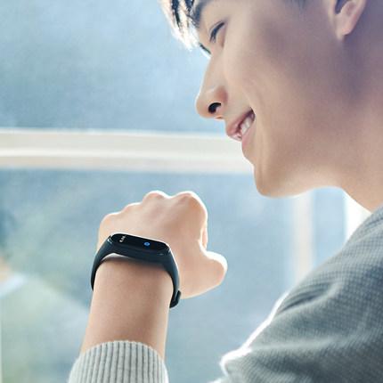 Xiaomi Vòng đeo tay thông minh Mi Band 4 Phiên bản NFC Bluetooth Thông minh dành cho nam và nữ Máy đ