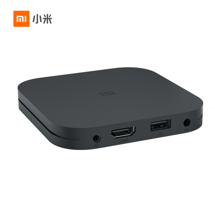 Xiaomi Thiết bị kết nối Internet cho TV / Xiaomi Mi Box 4c HD Smart TV Set-top Box Official Flag