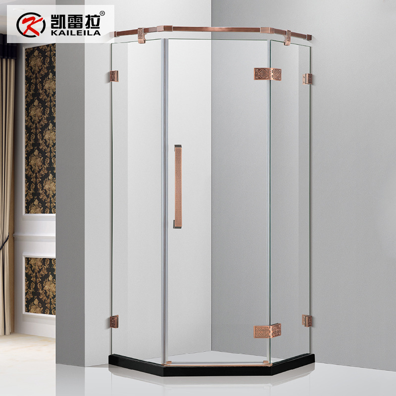 KAILEILA Bathroom wet and dry separation integral shower room sanitary partition Hotel engineering s