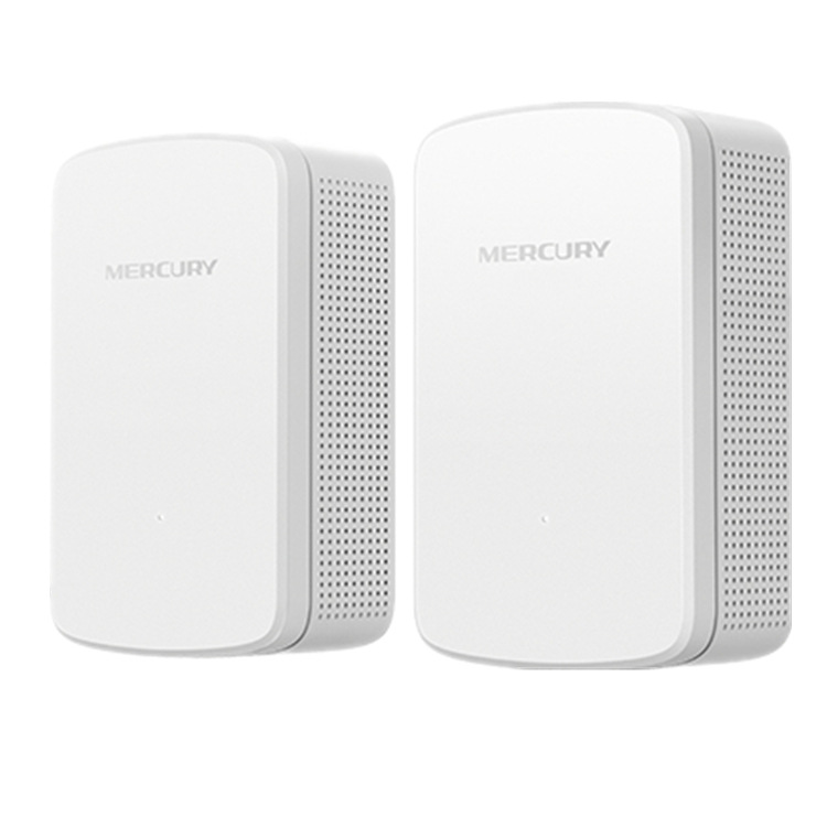 Mercury/Mercury MP1A wired power cat suit TV power line adapter network through wall extender
