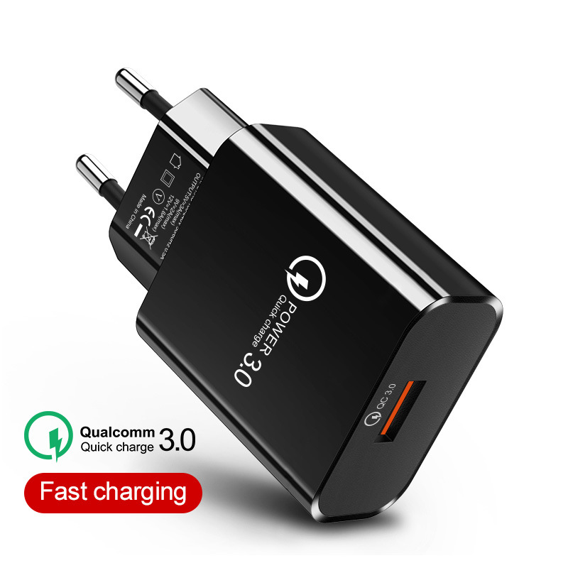 Sylas Charger USB charger mobile charger quick charging head adapter qc3.0 mobile phone charging hea