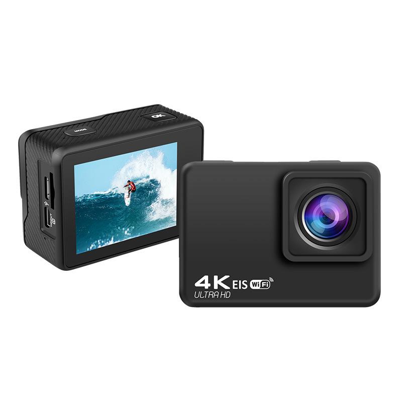 2020 New Sports Camera Wireless WiFi 4K HD outdoor waterproof camera sports DV camera