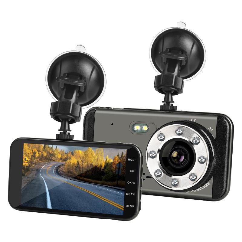 MIYANG 4-inch hidden HD 1080op reversing image of dash cam