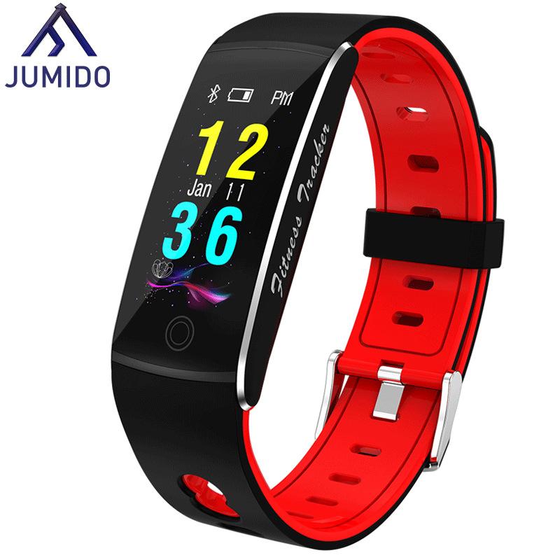 JUMEIDAI F10T body temperature bracelet sports all-weather body temperature, heart rate, blood press