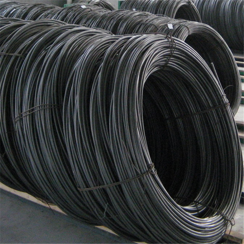 A large number of Q235 wire drawing wire, Q235 high speed wire and hard wire