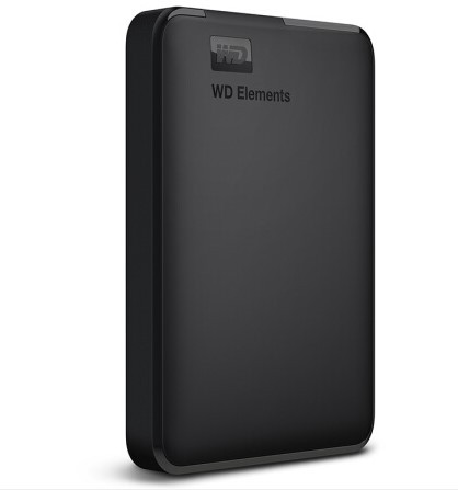 WD Western Digital WD Elements new element series 2.5-inch USB3.0 mobile hard drive 1TB