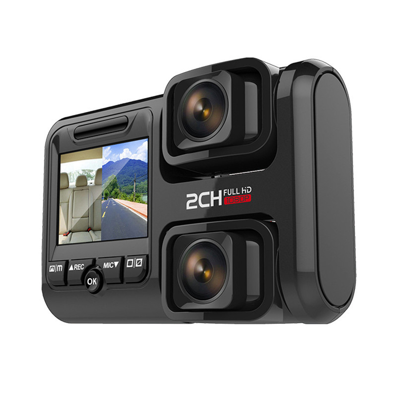 High definition DVR night vision wide angle 1080p driving video recorder