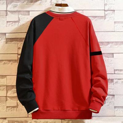 Áo hoodie tay dài kiểu gradient phong cách thể thao cho nam
