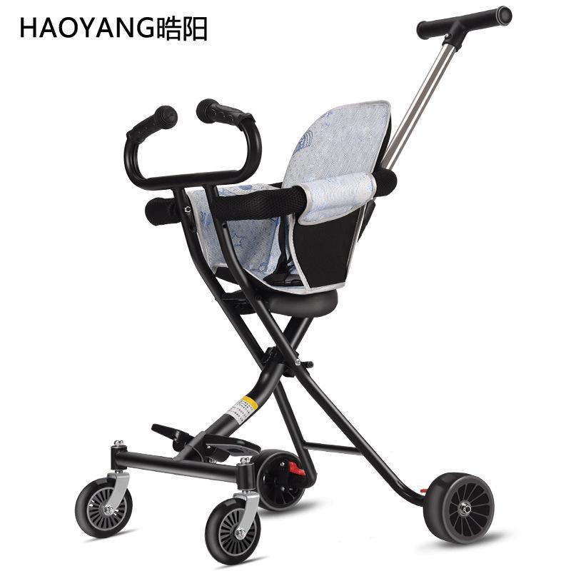 Xe đẩy trẻ em đi dạo kiểu gấp gọn từ 8-36 tháng