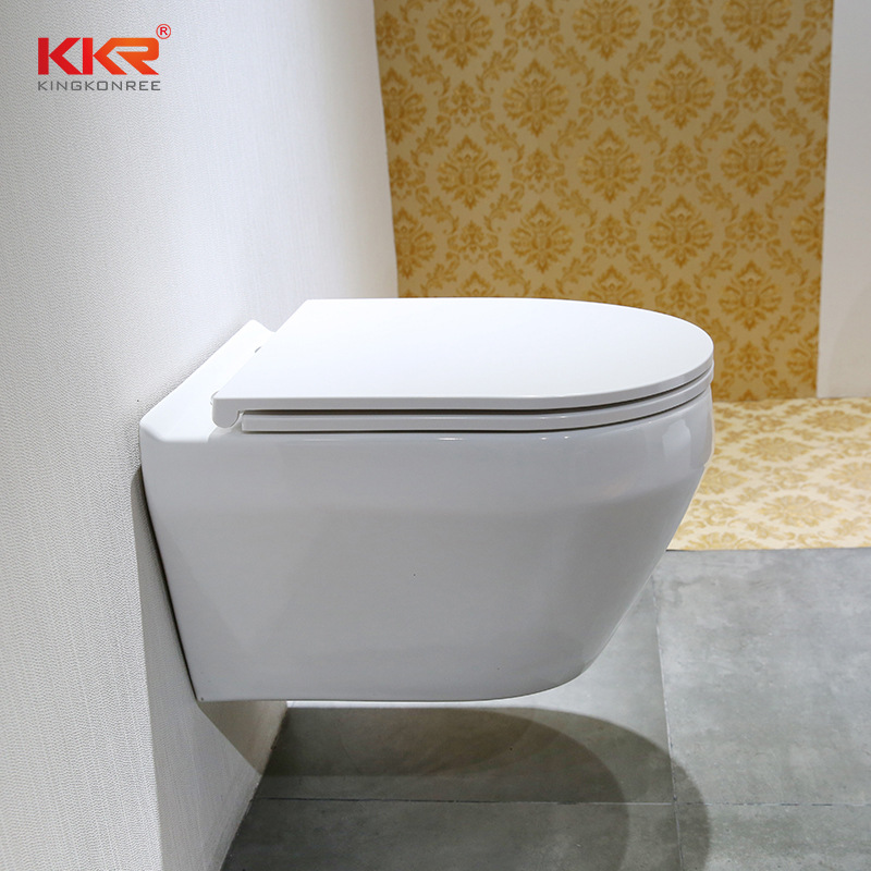 KKR KINGKONREE Home hotel ordinary toilet with two-stage water-saving mute deodorant sanitary ware p