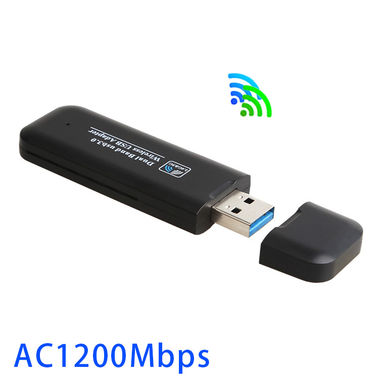 11ac wireless network card ac1200 dual band wireless network card WiFi receiver wireless receiver US