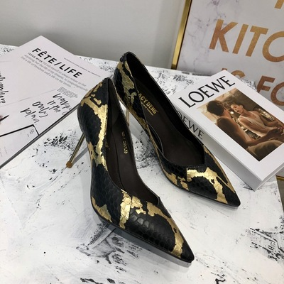 Giày búp bê cao gót nữ trào lưu Hot mới