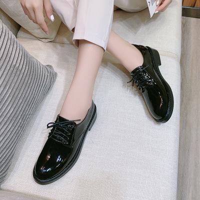 Giày da một lớp IELTS Run kiểu dáng thời trang .