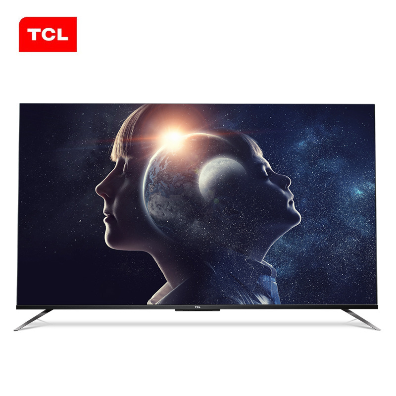 TCL D8 series 4K full scene AI LCD flat panel TV 43 / 50 / 55 / 65 / 75 inch intelligent WiFi