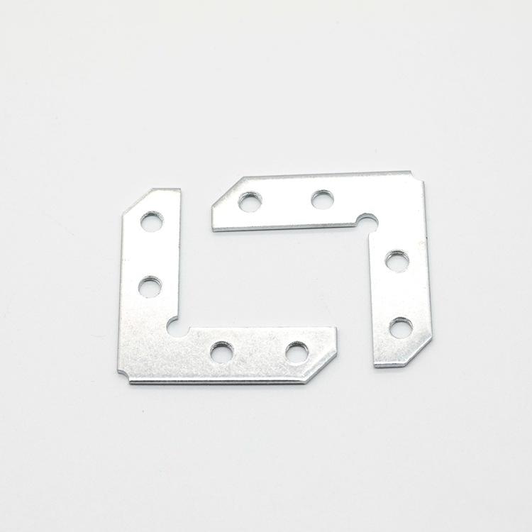 CHENGHUANG Hardware accessories metal corner code flat corner code photo frame corner code complete