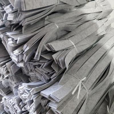 RUNSEN thảm lông Các nhà sản xuất cung cấp nỉ len chống mài mòn thấm dầu có hình dạng tùy chỉnh đánh