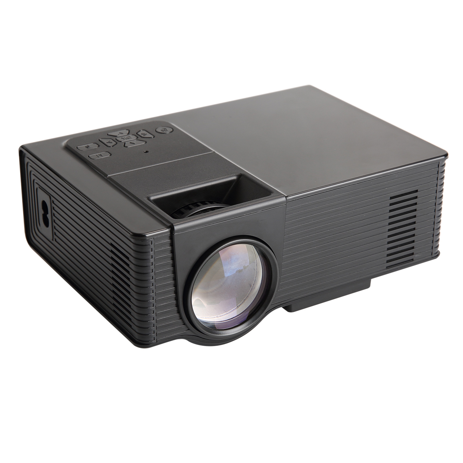 VISIONTEK LCD home projector portable HD led mini projector